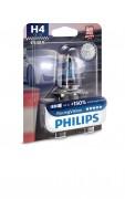 Philips Лампа галогенная Philips Racing Vision 12342RVB1 +150% (H4)