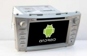 Штатная магнитола EasyGo A113 для Toyota Camry 40 на базе OS Android