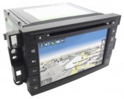 EasyGo Штатная магнитола EasyGo CH01 для Chevrolet Aveo, Captiva, Epica