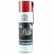 Силиконовая смазка-спрей с сильными водоотталкивающими свойствами Toyota PZ44700PD105 (500мл)