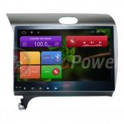 Штатная магнитола RedPower 21032B для Kia Cerato 2013+ на базе OS Android 6.0 (Marshmallow)
