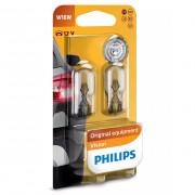 Комплект ламп накаливания Philips Vision 12067B2 (W16W / T15)
