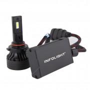 Світлодіодна (LED) лампа Infolight S1 HB3 (9005) 6500K 10000Lm