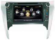 Штатная магнитола EasyGo S004 для Toyota Camry 2012 (V50)