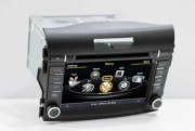 Штатная магнитола EasyGo S107 для Honda CR-V (2012 - )