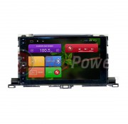 Штатная магнитола RedPower 31184IPS для Toyota Highlander 2014+ (Android 7+)