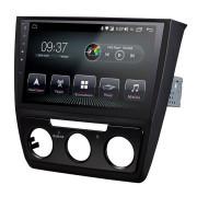 Штатная магнитола AudioSources T200-1000S DSP для Skoda Yeti (Android 10)