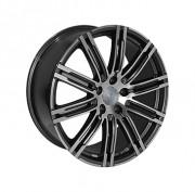 Диски Replay A101 (для Audi) черные матовые полированные