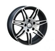 Диски Replay A25 (для Audi) черные с дымкой полированные