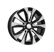 Диски Replay A45 (для Audi) черные полированные