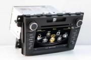 Штатная магнитола EasyGo S117 для Mazda CX7 (2006+)