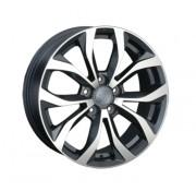 Диски Replay A69 (для Audi) черные матовые полированные