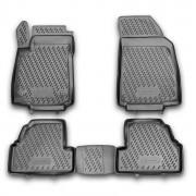 Коврики 3D в салон Novline / Element CARCHV00041 для Chevrolet Tracker (2013+) 4шт