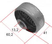 Сайлентблок важеля CORTECO 21652971