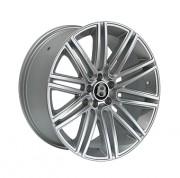Диски Replica BN111 (для Bentley) насыщенные серебристые