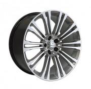 Диски Replica CR984 (для Chrysler) насыщенные серебристые