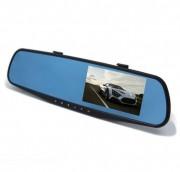 Зеркало заднего вида с монитором, видеорегистратором и камерой заднего вида RS DVR-207F
