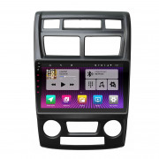 Штатная магнитола Incar TSA-1821 DSP для Kia Sportage 2008-2010 (Android 10)