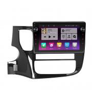 Штатная магнитола Incar TSA-6187R DSP для Mitsubishi Outlander 2013+ (Android 10)