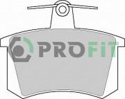 Тормозные колодки PROFIT 5000-0222