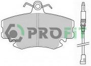 Тормозные колодки PROFIT 5000-0845