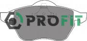 Тормозные колодки PROFIT 5000-0969