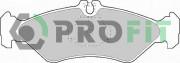 Тормозные колодки PROFIT 5000-1039