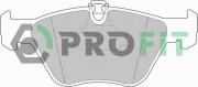Тормозные колодки PROFIT 5000-1073