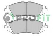 Тормозные колодки PROFIT 5000-1369