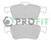 Тормозные колодки PROFIT 5000-1540