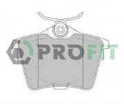 Тормозные колодки PROFIT 5000-1727