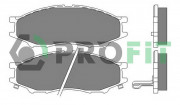 Тормозные колодки PROFIT 5000-2024