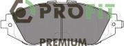 Тормозные колодки PROFIT 5005-1369
