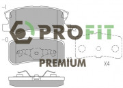 Тормозные колодки PROFIT 5005-1604