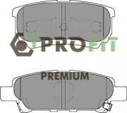Тормозные колодки PROFIT 5005-1839