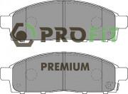 Тормозные колодки PROFIT 5005-2016
