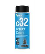 Очиститель электроконтактов Bizol Contact Clean+ c32 (400ml)