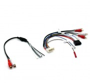 Переходник / адаптер ISO Connects2 CT20LX01 для Lexus (до 2015)