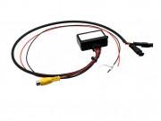 Адаптер Connects2 CAM-VW1-AD для подключения нештатной камеры заднего вида к штатному монитору VW Passat 2008+, Golf 2008-2012
