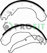 Барабанні гальмівні колодки PROFIT 5001-0199
