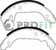 Барабанные тормозные колодки PROFIT 5001-0243