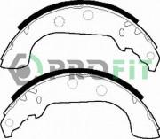 Барабанные тормозные колодки PROFIT 5001-0268