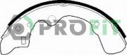 Барабанные тормозные колодки PROFIT 5001-0276