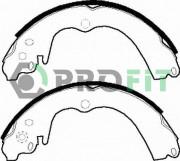 Барабанные тормозные колодки PROFIT 5001-0339