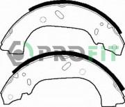 Барабанные тормозные колодки PROFIT 5001-0535