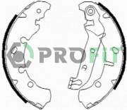 Барабанные тормозные колодки PROFIT 5001-0635