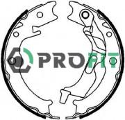 Барабанные тормозные колодки PROFIT 5001-4017