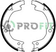 Барабанные тормозные колодки PROFIT 5001-4049