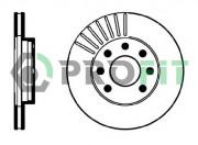 Гальмівний диск PROFIT 5010-0151