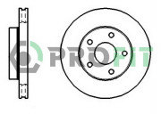 Тормозной диск PROFIT 5010-0180